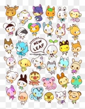 Animal Crossing Stickers Animal Crossing Cute Villagers Free