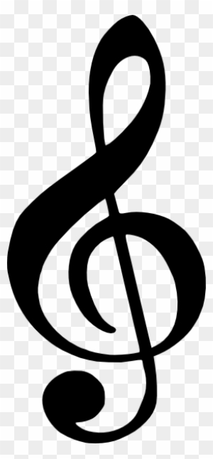 Free Svg Music Symbols Music Note That Looks Like An S Free