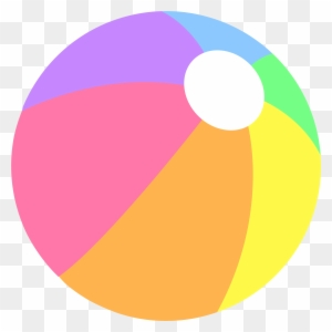 Beach Balls Red Blue Yellow Beach Ball Free Transparent Png