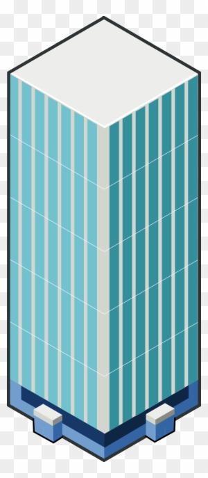 Skyscraper Clip Art 05