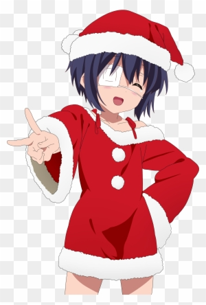 Sirjustinfromca Rikka Takanashi Santa Hat Edition By Merry Christmas Anime Gif Free Transparent Png Clipart Images Download Please wait while your url is generating. sirjustinfromca rikka takanashi santa