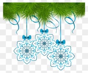 Snowflake Christmas Ornament Crystal Shape Snowflake Christmas
