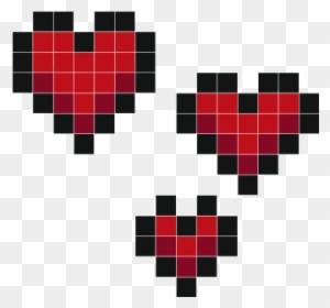 Cadeau De Noel Pour Un Papa De 50 Ans Pixel Art Petit Coeur Free Transparent Png Clipart Images Download