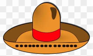 Sombrero Curtain01 Curtain02 - Mexican Hat Party Png - Free ... f00afdc18a9