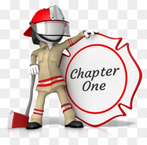 Fire On Maple Street Chapter Powerpoint Template Firefighter Free Transparent Png Clipart Images Download