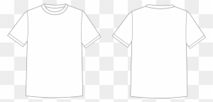 White T Shirt Clipart Transparent Png Clipart Images Free Download Clipartmax