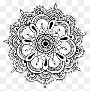 Winter Mandala Coloring Pages Mandala Bonhomme De Neige Free