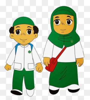 Anak Kartun Muslim Png Clipart Cartoon Child Cartoon Anak Muslim Png Free Transparent Png Clipart Images Download