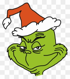 Grinch Face Svg File Grinch Face Svg File Free Transparent Png Clipart Images Download