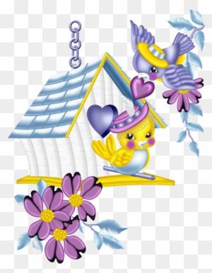 Cute Love Birds Clipart Transparent Png Clipart Images Free