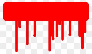Blood Clipart Transparent - Blood Drip - Free Transparent PNG Clipart Images Download