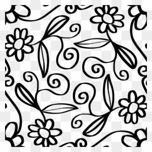 Flower Vector Floral Design Background Flower Design Png Free