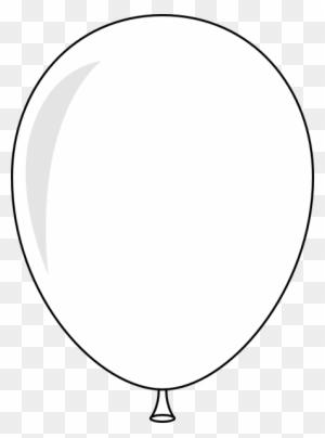 New Blue Balloon Clip Art At Clker Com Vector Clip - White ...