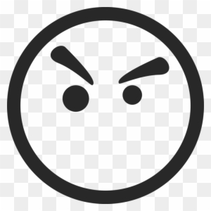 Anger Smiley Emoticon Face Clip Art Angry Emotions Free