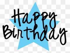 Happy Birthday Free Clip Art And Birthdays