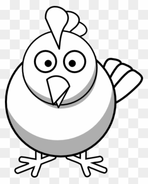 Chicken Clipart Black And White Transparent Png Clipart Images Free Download Clipartmax