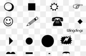 Bullet Points Cliparts, Stock Vector And Royalty Free Bullet Points  Illustrations