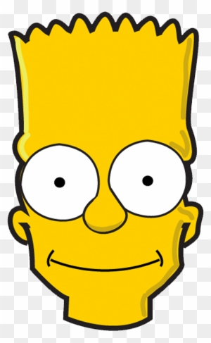 Bart Simpson Png Bart Simpson Face Png Free Transparent Png