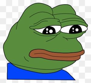 Sad Frog Clipart Feels Bad Man Png Free Transparent Png Clipart