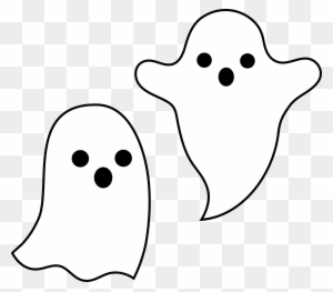 Ghost Clipart Clear Background Creepy Ghost Transparent