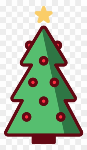 Christmas Tree Transparent Background.Christmas Tree Decorations Clipart Transparent Png Clipart