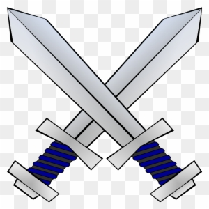 Crossed Sword Clipart, Transparent PNG Clipart Images Free Download