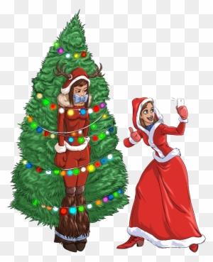 bunny alissa christmas large simpsons christmas tree decoration
