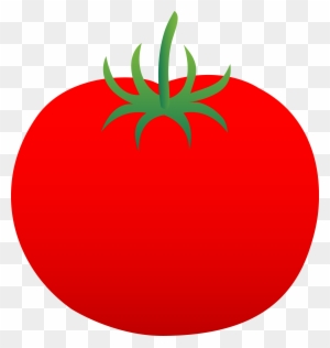 Tomato Clipart Cartoon - Fruit And Vegetable Clip Art ...  Tomato Clipart ...