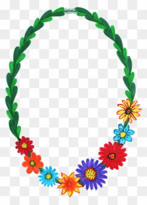 Flower Frames And Borders Clip Art, Transparent PNG Clipart Images ...