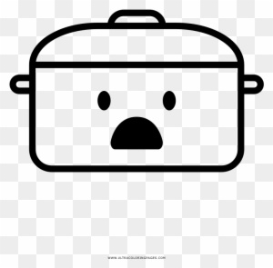How to draw Cooking pot for kids | kettle coloring page for kids ... | 295x300