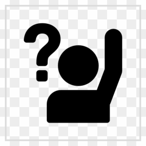 Logo Question Clipart Question Clip Art - Ask For Help Icon - Free  Transparent PNG Clipart Images Download