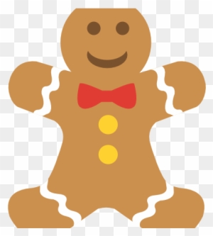 Gingerbread House Kits Gingerbread Man Svg Free Free Transparent Png Clipart Images Download