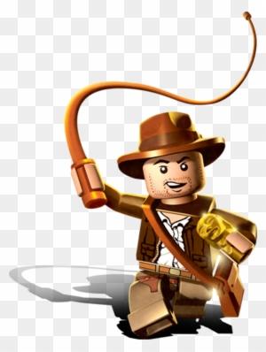 Lego Indiana Jones Logo Free Transparent Png Clipart Images Download