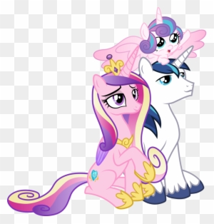 Cadence And Shining Armor My Little Pony Cadence And Shining Armor