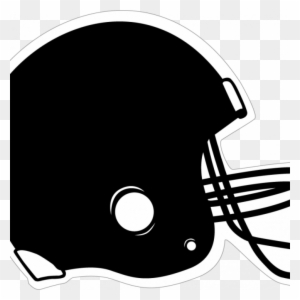 Football Helmet Clip Art Black And White Transparent Png Clipart Images Free Download Clipartmax