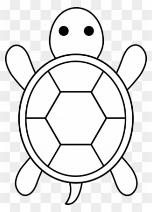 Turkey Cartoon Coloring Pages Print Easy Turtle Shell Pattern