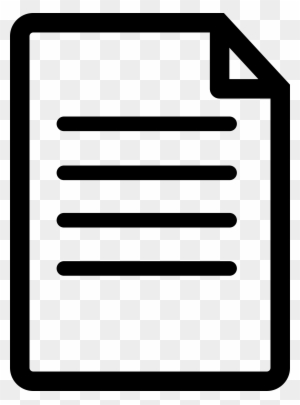 Clipart File Or Document Icon Image Document Icon Free Transparent Png Clipart Images Download