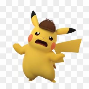 Detective Pikachu Detective Pikachu Free Transparent Png