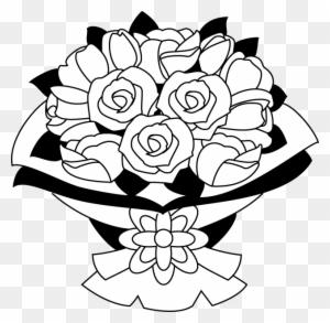 Flower Bouquet Clip Art Flower Bouquet Clipart Png Free