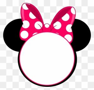 minnie mouse invitation templates