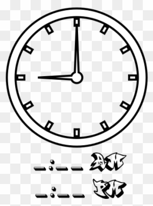 Clock Clipart Transparent Clipart Images Free Download Page 3