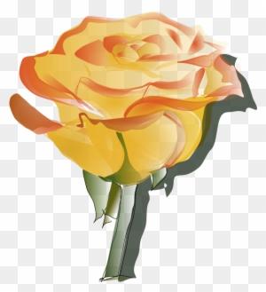Yellow Rose Border Clipart Yellow Rose Tattoo Designs Free