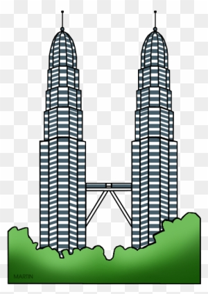 Petronas Towers Petronas Twin Tower Clip Art Free Transparent Png Clipart Images Download