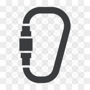 Carabiner Icon Carabiner Climbing Clip Art Free Transparent Png Clipart Images Download