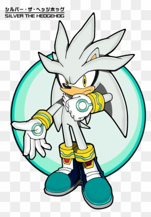 Sonic The Hedgehog Clipart Channel Silver The Hedgehog Official Art Free Transparent Png Clipart Images Download