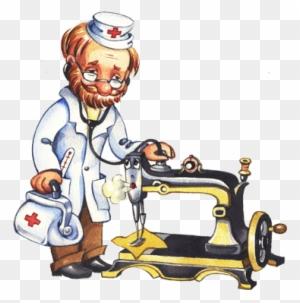 Sewing Machine Repair Sewing Machine Repair Free Transparent Png Clipart Images Download