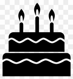 Food Birthday Cake Icon Date Of Birth Icon Png Free