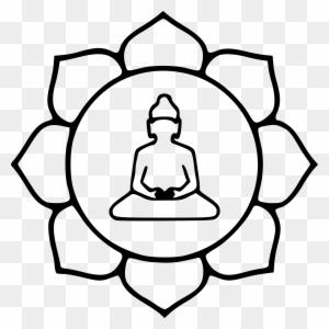 Big Image Buddhism Lotus Flower Symbol Free Transparent Png