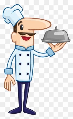 Girl Chef Clipart - Transparent Chef Clip Art, Cliparts & Cartoons - Jing.fm