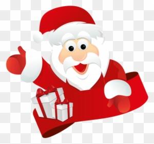 Christmas Santa Claus Clip Art Transparent Png Clipart Images Free